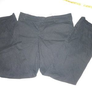Dickies Relaxed Stretch Twill pants Sz 10R - Black